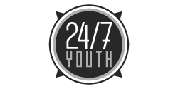 24-7 Youth Ministry Logo