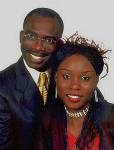 Pastor and Mrs. Mfon Archibong